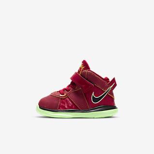 Nike LeBron VIII BT 婴童运动童鞋