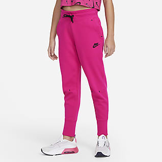Nike Sportswear Tech Fleece Big Kids' (Girls') Pants