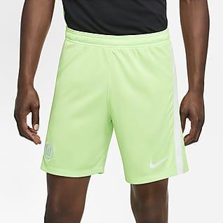 De local y visitante Stadium VfL Wolfsburgo 2020/21 Shorts de fútbol para hombre