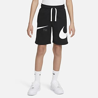Nike Sportswear Swoosh Shorts för ungdom (killar)