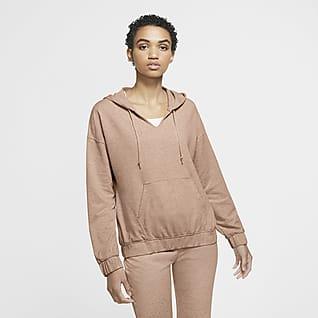 Nike Yoga Women's Pullover Hoodie
