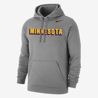 Nike College Club Fleece (Minnesota) Men's Hoodie