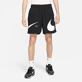 Nike Sportswear Swoosh Herrenshorts aus French Terry