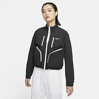 Nike Sportswear Tech Pack Chamarra tejida para mujer