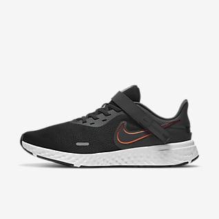 Nike Revolution 5 FlyEase Férfi futócipő (extraszéles kialakítású)