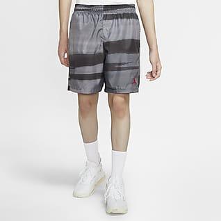 Jordan Legacy AJ11 กางเกงขาสั้นผู้ชายพิมพ์ลาย