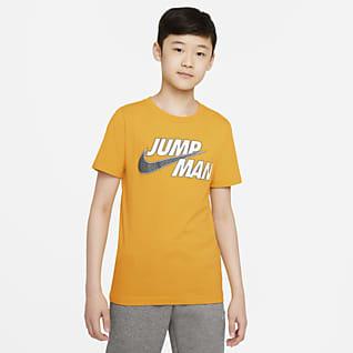 Jordan T-shirt voor jongens