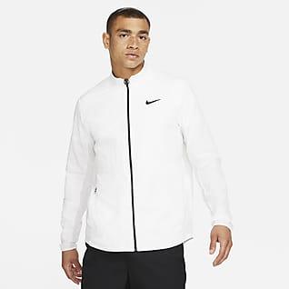 NikeCourt HyperAdapt Advantage Toplanabilir Erkek Tenis Ceketi