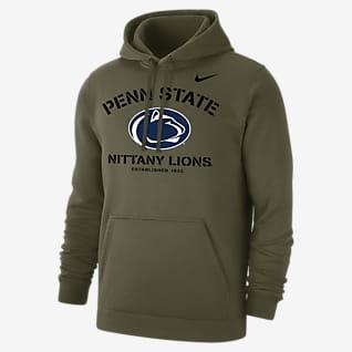 Nike College Club Fleece (Penn State) Men's Hoodie