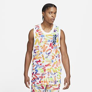 Jordan Dri-FIT Zion Jersey met print voor heren