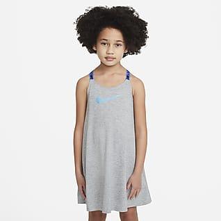 """Nike """"Little Bugs"""" Vestido para niñas pequeñas"""