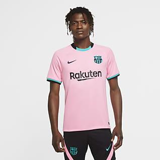 FC バルセロナ 2020/21 スタジアム サード メンズ サッカーユニフォーム