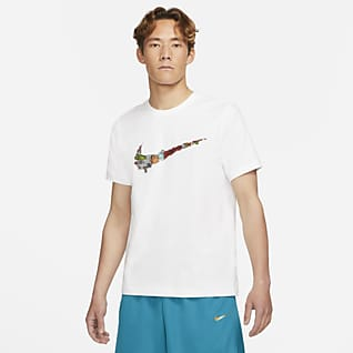Nike Swoosh 男子篮球T恤