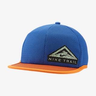 Nike Dri-FIT Pro Pet voor trailrunning