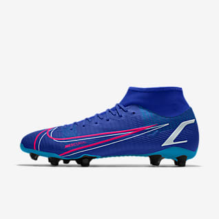 Nike Mercurial Superfly 8 Academy By You Tilpasset fotballsko