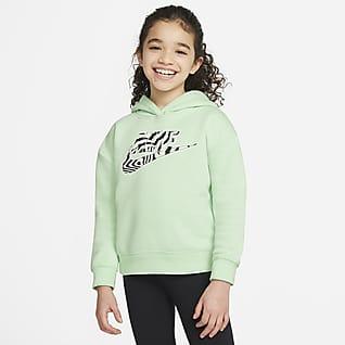 Nike Pullover-hættetrøje til mindre børn