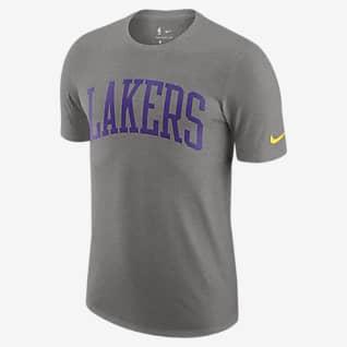 Los Angeles Lakers Courtside Heritage Men's Nike NBA T-Shirt