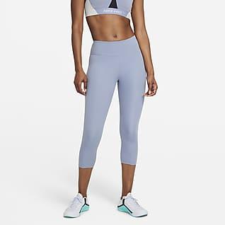 Nike One Γυναικείο κολάν κάπρι