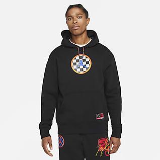 Jordan Sport DNA Sudadera con capucha sin cierre de tejido Fleece para hombre