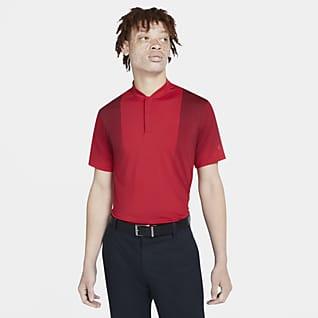 Nike Dri-FIT Tiger Woods Mintás férfi golfpóló