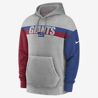 Nike Wordmark (NFL Giants) Men's Hoodie