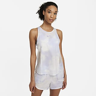 Nike Icon Clash City Sleek Camiseta de tirantes de running para mujer