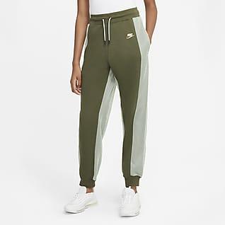 Serena Design Crew Pantalons de teixit Fleece de tennis - Dona