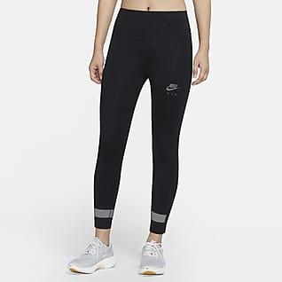 Nike Air กางเกงวิ่งรัดรูปผู้หญิง 7/8 ส่วน