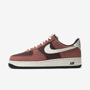 Rote Air Force 1 (Sport, Schuhe, Nike air Force)