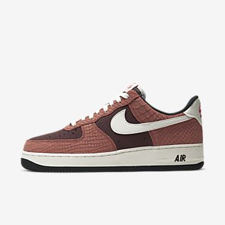 nike air force 1.07 Marrone