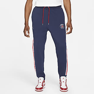 Paris Saint-Germain Pantalones de tejido Fleece para hombre