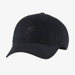 Nike Sportswear Heritage 86 Бейсболка из вельвета