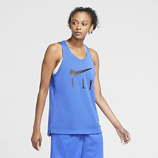 Nike Swoosh Fly Women's Reversible Basketball Jersey