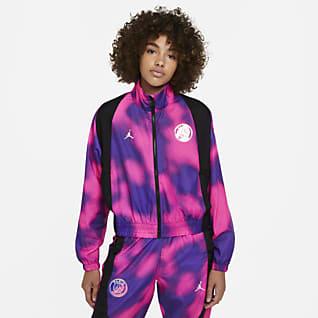 Paris Saint-Germain เสื้อแจ็คเก็ตวอร์มอัพผู้หญิง