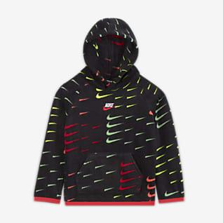 Nike Toddler Printed Pullover Hoodie