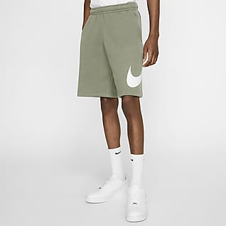 Nike Sportswear Club Shorts con estampado para hombre