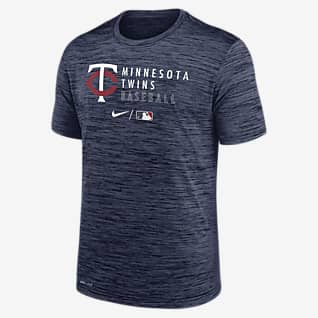 Nike Dri-FIT Velocity Practice (MLB Minnesota Twins) Men's T-Shirt