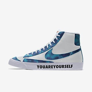 Nike Blazer Mid '77 By Candice Yu 专属定制运动鞋