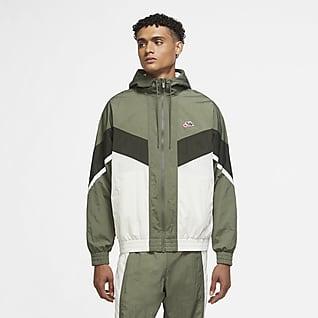 Nike Sportswear Heritage Windrunner Casaco para homem