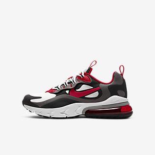 Nike Air Max 270 React Sapatilhas Júnior