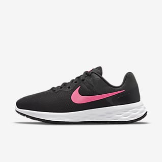 Nike Revolution 6 Next Nature Women's Road Running Shoes (Wide)