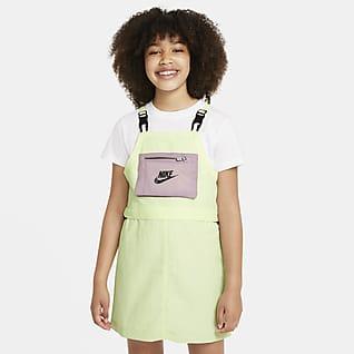 Nike Sportswear Utility 大童(女孩)背带裙
