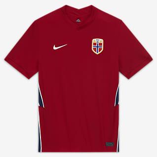 Norway 2020 Stadium Home Maillot de football pour Homme