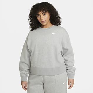 Nike Sportswear Essential Sudadera para mujer (talla grande)