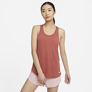 Nike Breathe Cool Samarreta de tirants de running - Dona