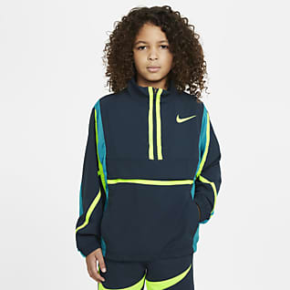 Nike Crossover Older Kids' (Boys') Basketball Jacket