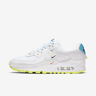 Scarpa Nike Air Max Verona Rosa Lilla e Giallo Fluo | TOUCHDOWN