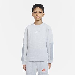 Nike Air Sudadera para niños talla grande