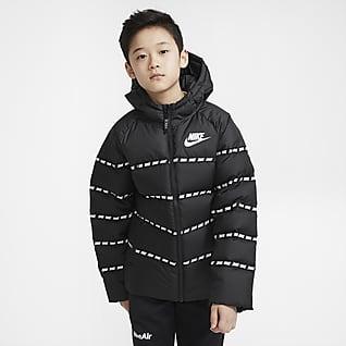Nike Sportswear Kurtka puchowa dla dużych dzieci
