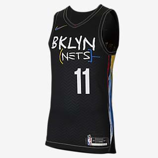 Μπρούκλιν Νετς City Edition Φανέλα Nike NBA Authentic